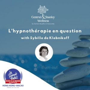 La French Radio: Podcast on Hypnotherapy with Sybille de Klebnikoff