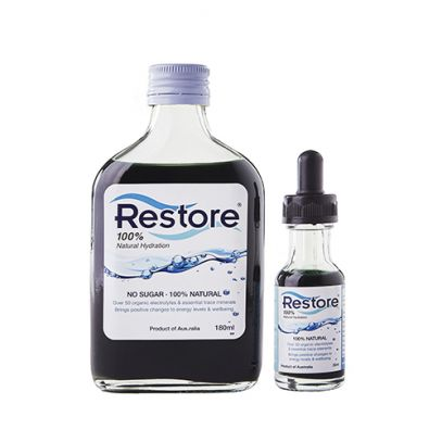 Restore Hydration - Large & Travel size