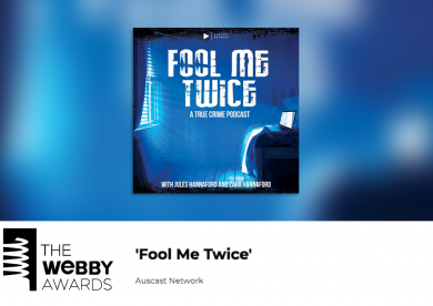 Fool Me Twice Podcast - Vote for it in the Webbys!