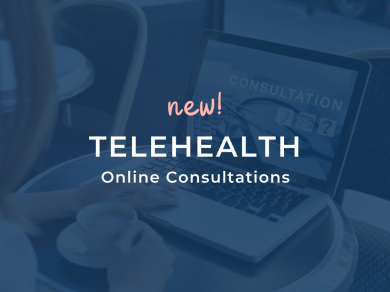 TELEHEALTH now also available